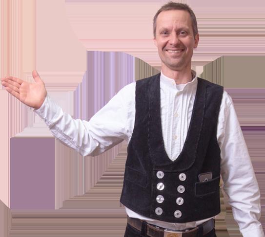 Dachdeckermeister Christian Schmidt