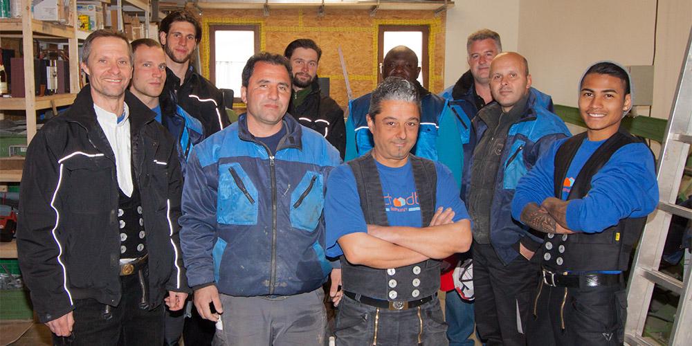Team Schmidt Bedachungen