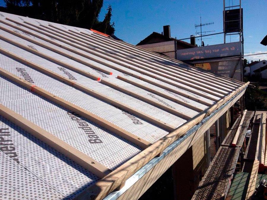 Dachsanierung Neckarweihingen