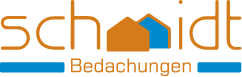 Logo Schmidt Bedachungen